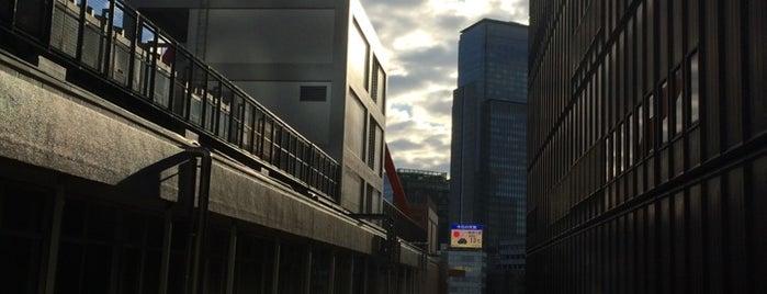 NTTコミュニケーションズ 大手町ビル is one of IDC JP.