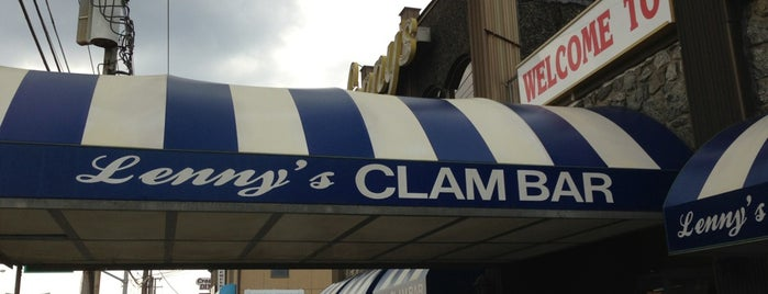 Lenny's Clam Bar is one of The 15 Best Places for a Seafood in Queens.
