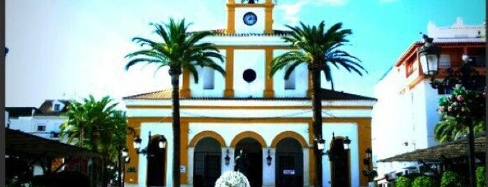 Plaza de la Iglesia is one of Lo  Mejor.