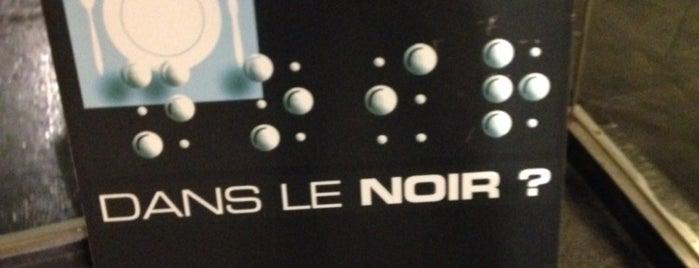 Dans Le Noir ? is one of A comer y a beber.