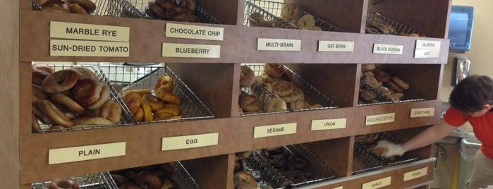 Goldberg's New York Bagels is one of Food.
