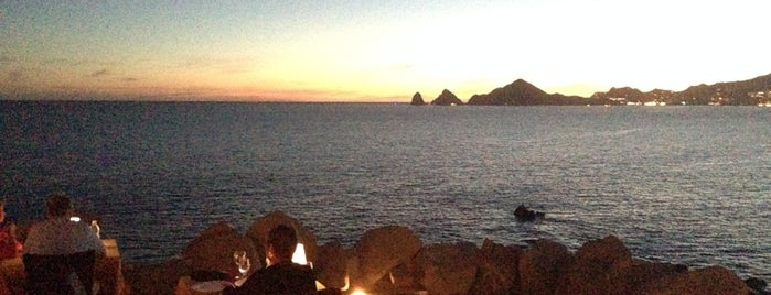 Sunset Da Mona Lisa is one of Cabo San Lucas.