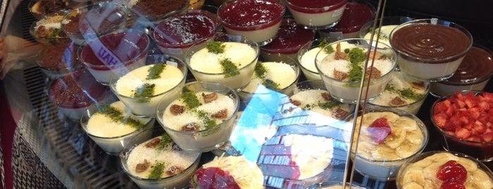 Pasta Sanatı is one of İstanbul Yeme&İçme Rehberi - 5.