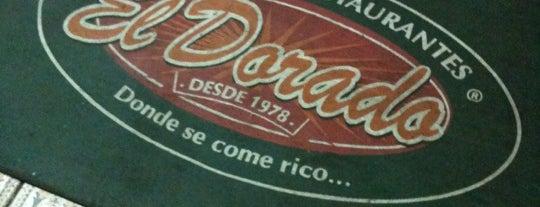 Churros El Dorado is one of Tengo que probarlos.