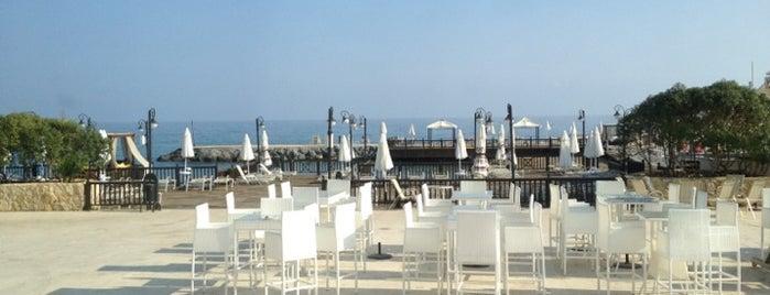 Ada Beach Hotel is one of Kibris.
