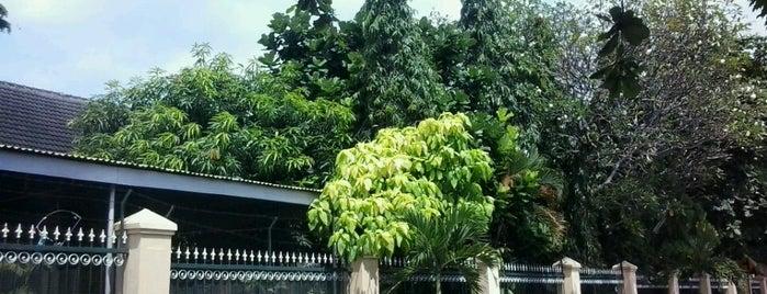 SMA Bopkri 1 Yogyakarta is one of Visited Places in Yogyakarta :).
