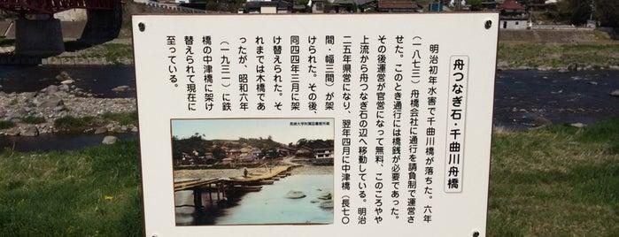 中津橋歩道橋 is one of 201405_中山道.