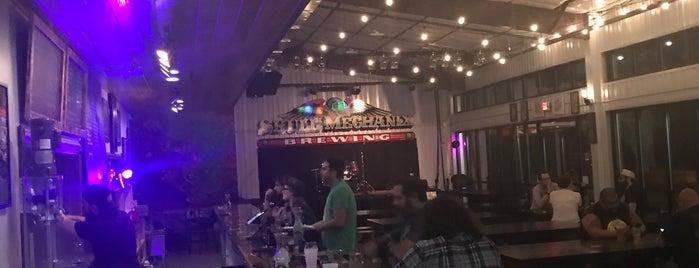 Skull Mechanix Brewery is one of Texas breweries.