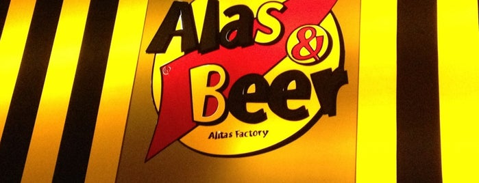 Alas & Beer is one of Check out.
