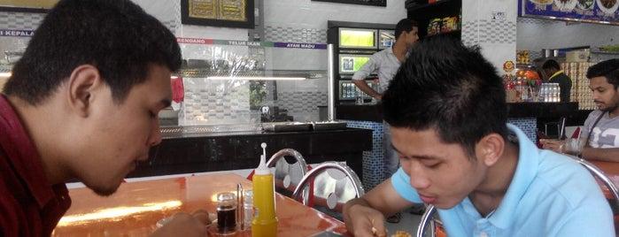 Restoran Al-Azwath is one of Eateries around UPM Campus.