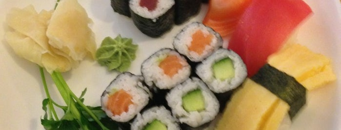 Umeshu Sushibar is one of Favorite Food.