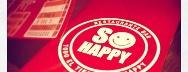 So Happy is one of RESTAURANTES MEDELLIN.