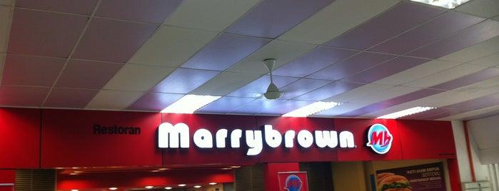 Marrybrown is one of School.