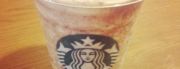 Starbucks is one of a.