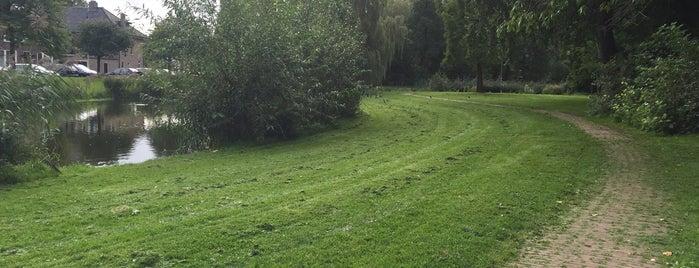 Park Kweeklust is one of Parks & Outdoors : Leiden.