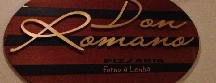 Pizzaria Don Romano is one of 20 favorite restaurants.
