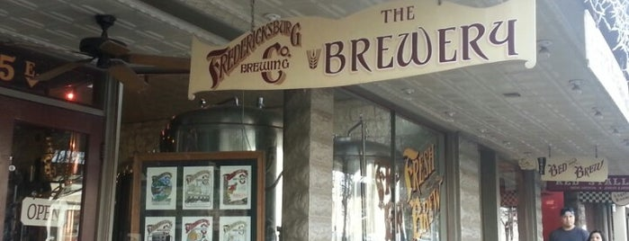Fredericksburg Brewing Company is one of Texas Trip.