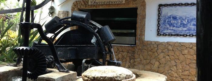 Casa Chico Ze is one of Restaurantes.