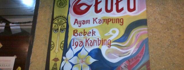 Warung Aji Anom is one of Food Spots @Bandung.