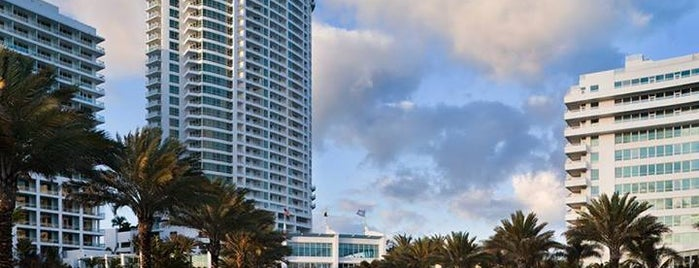 Fontainebleau Miami Beach is one of Beach Hotels in Miami Beach.