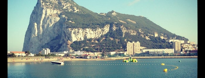 Rock of Gibraltar | Peñón de Gibraltar is one of 60 Landmarks You Must See Before You Die.