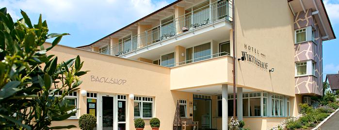 AKZENT Hotel Wirthshof is one of AKZENT Hotels e.V..