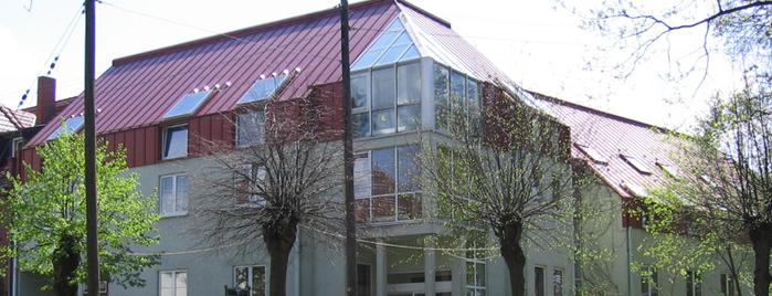 AKZENT Parkhotel Trebbin is one of AKZENT Hotels e.V..