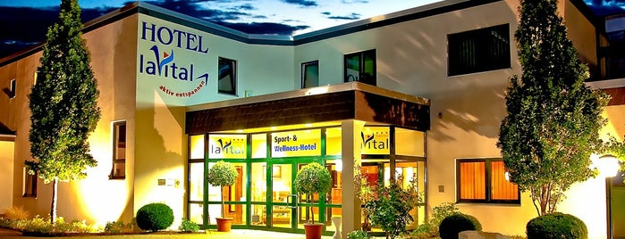 AKZENT LaVital Sport & Wellness Hotel is one of AKZENT Hotels e.V..