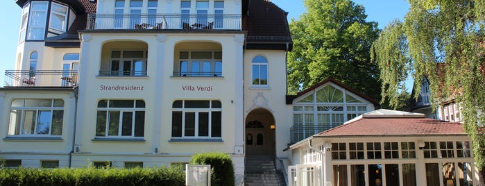 AKZENT Strandresidenz Villa Verdi is one of AKZENT Hotels e.V..
