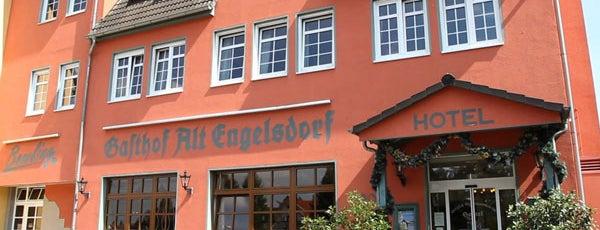 AKZENT Hotel Gasthof Alt Engelsdorf is one of AKZENT Hotels e.V..
