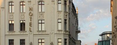 AKZENT Hotel Am Goldenen Strauss is one of AKZENT Hotels e.V..