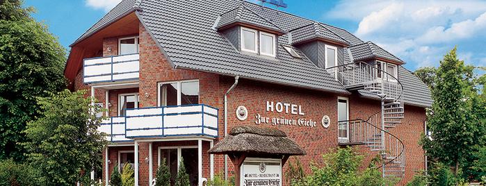 AKZENT Hotel Zur Grünen Eiche is one of AKZENT Hotels e.V..