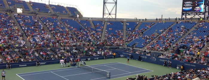 US Open Tennis Championships is one of US Open.