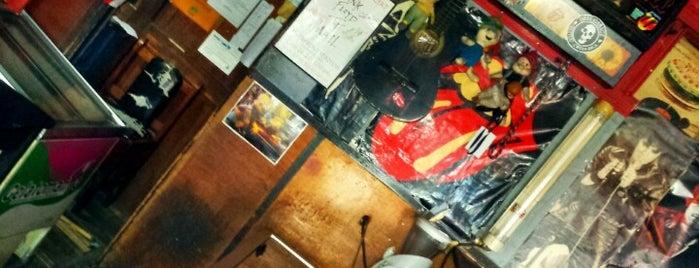 Rolling Stone Bar is one of Tibas's best spots.