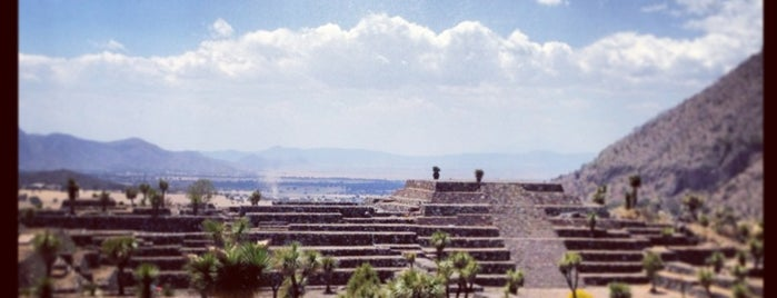 Cantona is one of Puebla #4sqCities.