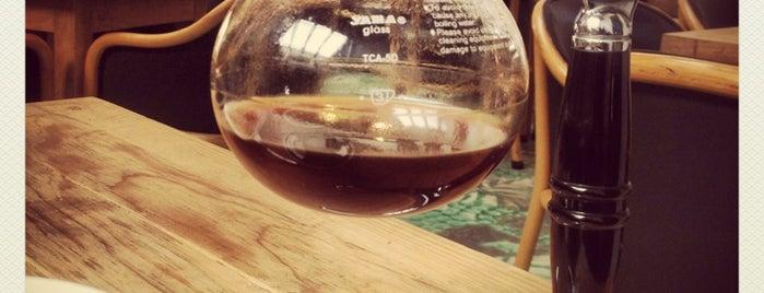 Carajillo Slow Coffee is one of MéXICO 360.