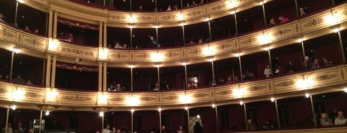 Teatro Solís is one of Uruguai.