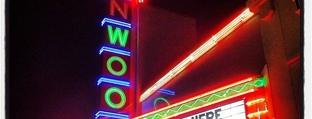 Inwood Theatre is one of Not-so-Usual Things to Do.