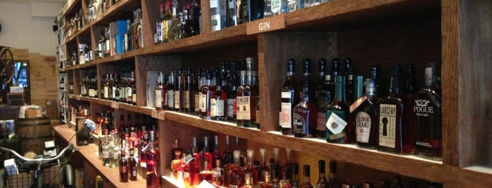 Cask is one of The 15 Best Places for Gin in San Francisco.