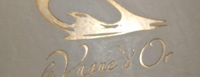 La Vague d'Or is one of 2018_daprovare.