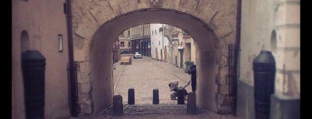 Zviedru Vārti (Swedish Gate) is one of Unveil Riga : Atklāj Rīgu : Открой Ригу.