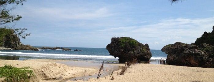 Pantai Siung is one of Wisata.