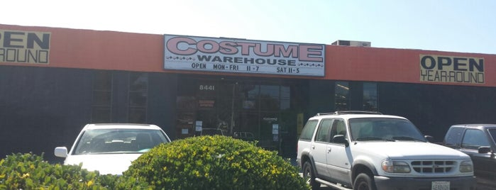 Costume Warehouse is one of LOCAL RETAILERS.