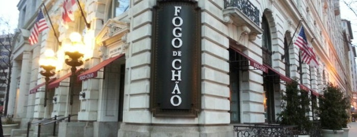 Fogo de Chao is one of D.C..