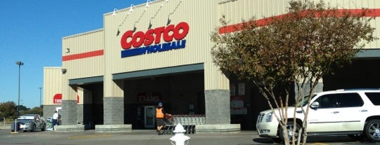 Costco Wholesale is one of favs.