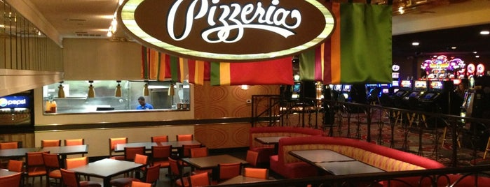 Pizzeria is one of My list.