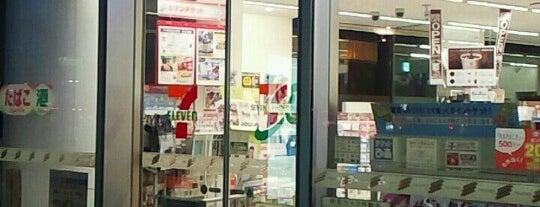 セブンイレブン 仙台中央2丁目店 is one of セブンイレブン@宮城.