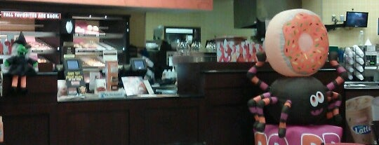 Dunkin' Donuts is one of My Favorite Places.
