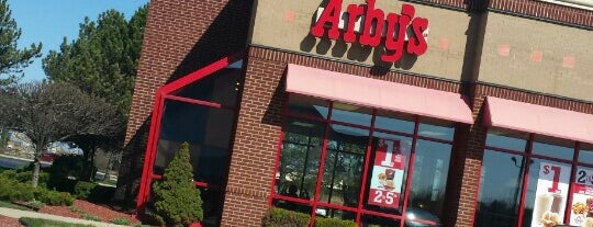 Arby's is one of Top 10 favorites places in Hillsdale, MI.
