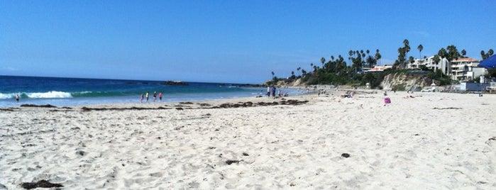 Laguna Beach Boardwalk is one of My favorite places!.